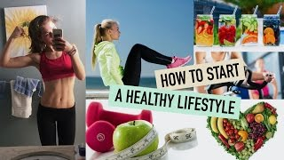 Download HOW TO START A HEALTHY LIFESTYLE + HOW I STAY FIT | Mel Joy Video