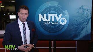 Download Winter hangs on: Mid-week storm bears down on NJ Video