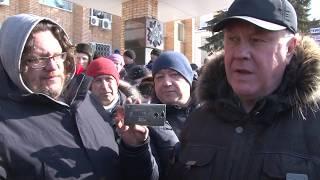 Download Пикет ″Против свалки в Ядрово″ г.Волоколамск 17 марта 2018г. (Хроника событий) Video