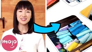 Download 10 Amazing Tips from Tidying Up with Marie Kondo Video