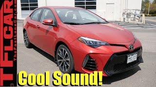 Download Listen to the Crazy TRD Exhaust on this 2017 Toyota Corolla Video