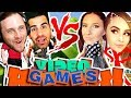 Download BOYS VS GIRLS: PLAYING VIDEO GAMES WITH FRIENDS *not clickbait* Video