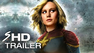 Download Captain Marvel (2019) - BRIE LARSON Teaser Trailer (LEAKED FOOTAGE) (Fan Made) Video