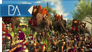 Download CARTHAGE UNDER SIEGE - Total War Rome 2 Gameplay Video