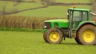 Download Busy Farm - Tractors Everywhere! Video