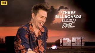 Download ″It's super f*cked up and hilarious″ - Sam Rockwell chats about Three Billboards Video