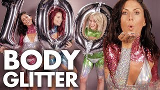 Download Full Body of GLITTER?! – 100th Beauty Trippin Video