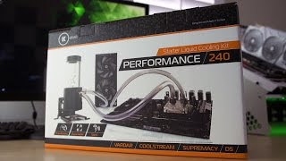 Download EK Performance 240 - Complete Custom Watercooling Kit Video