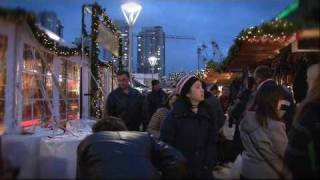 Download Vancouver Christmas Market Video