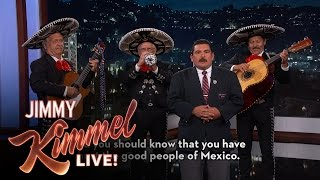 Download Guillermo's Message to Donald Trump Video