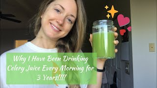 Download Why I Have Been Drinking Celery Juice Every Morning for 3 Years! | Celery Juice Has Changed My Life! Video