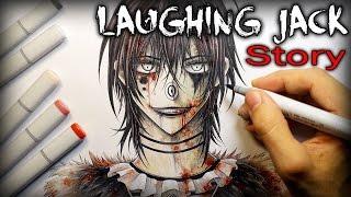 Download Laughing Jack: STORY - Creepypasta + Drawing Video