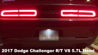 Download Car Rental: 2017 Dodge Challenger R/T:Exhaust and 0-60 times Video