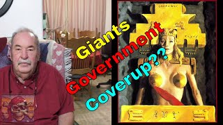 Download Government worker shares stories of the Nephilim Giants and Government Coverups Video