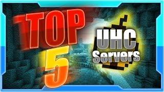 Download Top Five Minecraft UHC Servers Video