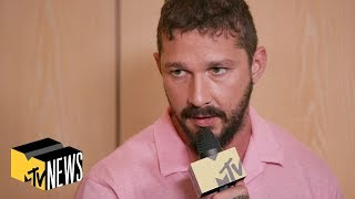 Download Shia LaBeouf, Lucas Hedges & 'Honey Boy' Cast on The Film's Challenges | MTV News Video