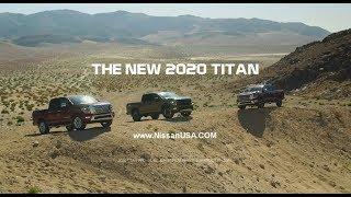 Download 2020 NissanTITAN Reveal & Overview Video