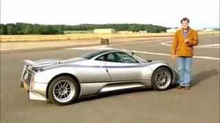 Download top gear Pagani Zonda v Lamborghini Murcielago Video