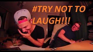 Download HOGY LEHET ÍGY NEVETNI??? Try not to laugh Todival! Video