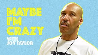 Download LaVar won't apologize - Thanksgiving special | Episode 11 | MAYBE I'M CRAZY Video