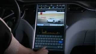 Download The Model S 17″ Touchscreen Display Video