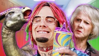 Download Lil Pump - ″Gucci Gang″ PARODY Video