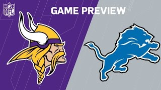 Download Vikings vs. Lions (Week 12 Preview) | Around the NFL Podcast | NFL Video