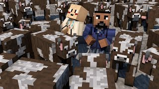 Download MOOOOVING COWS PRANK! - Minecraft EVO Video