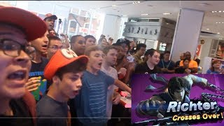 Download LIVE REACTION TO THE SMASH BROS ULTIMATE DIRECT 8/8/18 NINTENDO NY Video