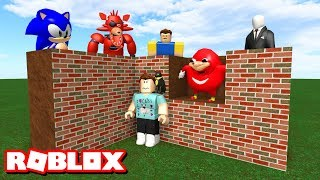 Download BUILD TO SURVIVE MONSTERS! | Roblox Adventures Video