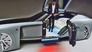 Download EXPERIENCE: 2016 Rolls-Royce 103EX Concept Video