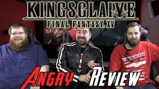 Download Kingsglaive FFXV Angry Movie Review Video