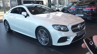 Download 2017 Mercedes E Class Coupe Full Review 2018 Interior Exterior Infotainment System E200 AMG package Video