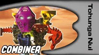 Download Lets Combine Bionicle - Tohunga Nui Video