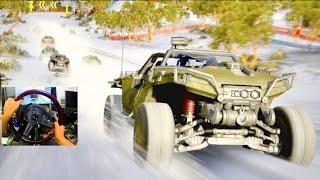 Download FH3 BLIZZARD MOUNTAIN LP Ep4 - Halo Warthog VS Snow Video