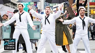 Download Crosswalk the Musical on Broadway (w/ Hugh Jackman, Zendaya & Zac Efron) Video