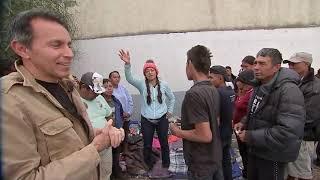 Download Inside the migrant caravan camp in Tijuana, Mexico Video