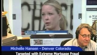 Download Michelle Hansen Mortgage Fraud Interview with Stew Webb, Will P. Wilson, AllDayLive, MediaCific, Video
