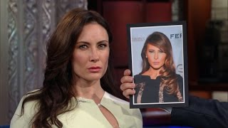 Download Laura Benanti Is A Dead Ringer For Melania Trump Video