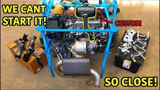 Download Turning A Salvaged Car Into A Street Legal Race Car Part 7 Video