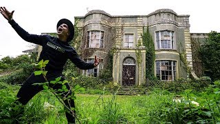 Download Exploring Haunted Abandoned Millionaire's Mansion (WARNING) Video