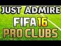 Download FIFA 16 Pro Clubs Road 2 Division 1: E03 - First Loss, First Red Card for Gawwy!! Video