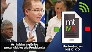 Download Así hablan inglés los precandidatos a la Presidencia Video