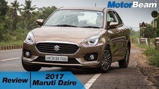 Download 2017 Maruti Dzire Review - Best Compact Sedan? | MotorBeam Video