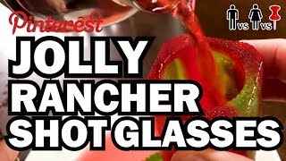 Download DIY Jolly Rancher Shot Glasses - Man Vs Corinne Vs Pin Video