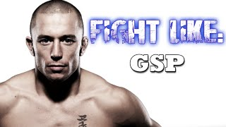 Download How To Fight Like GSP: 3 Signature Moves Video