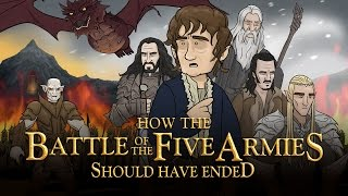 Download How The Battle Of The Five Armies Should Have Ended (feat. Screen Junkies) Video
