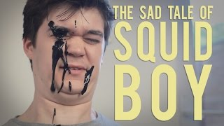 Download The sad tale of Squid Boy Video