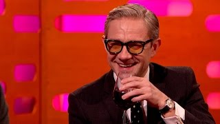 Download Martin Freeman talks about being naked in Love Actually - The Graham Norton Show: Episode 6 Video