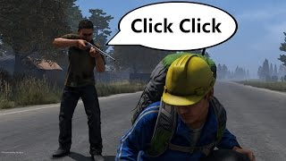 Download I Gave DayZ Players a Jammed Gun. Here's What Happened - A DayZ Social Experiment Video